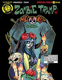 Zombie Tramp: Halloween Special (2015) Comic