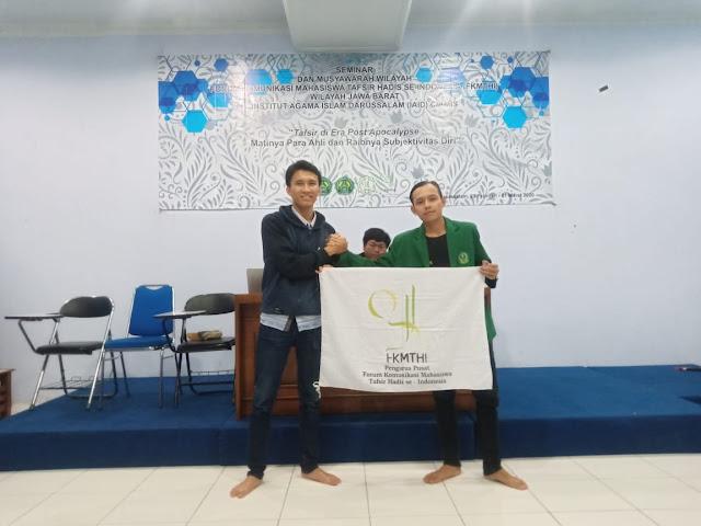M. Ulyuddin Pimpin FKMTHI JABAR