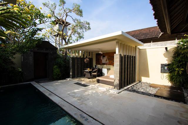 Mahagiri villas Sanur a Bali-Camera-esterno