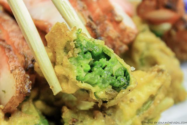 MG 1254 - 丁記炸粿蚵嗲,古早味炸粿種類超豐富,內用還有豬血湯可以無限喝到飽!
