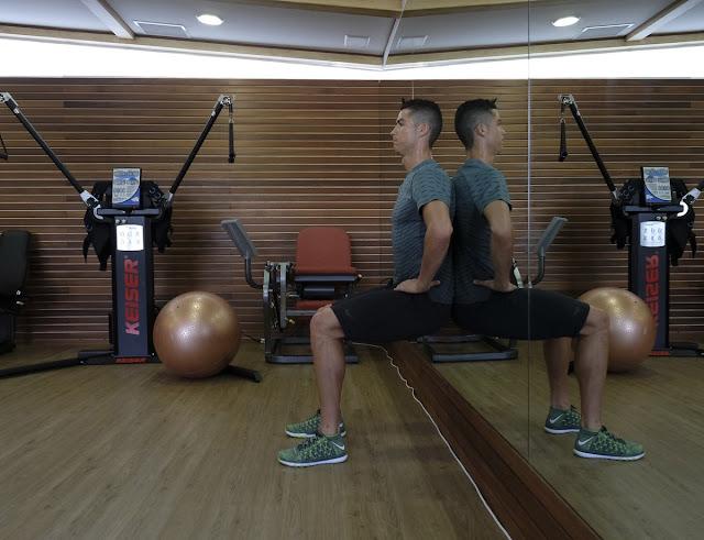 Vận động viên muốn tăng cường sự dẻo dai của cơ bắp nên thường xuyên xông hơi khô