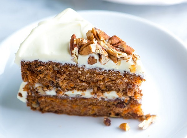 How to make carrot and walnut cake