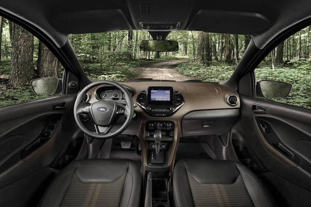 Ford Ka 2019 Freestyle automático