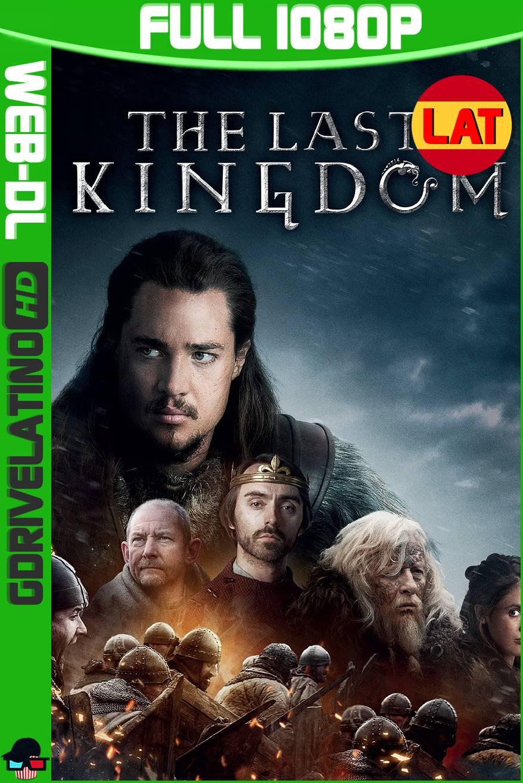 The Last Kingdom (2015) Temporada 01-04 WEB-DL 1080p Latino-Ingles MKV