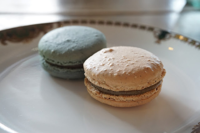 Malacca Backlane Coffee - Macarons