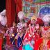 गाजीपुर: शबरी ने भगवान राम को चख-चखकर खिलाए बेर