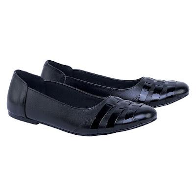 Sepatu Flat Kulit Wanita Catenzo HA 066