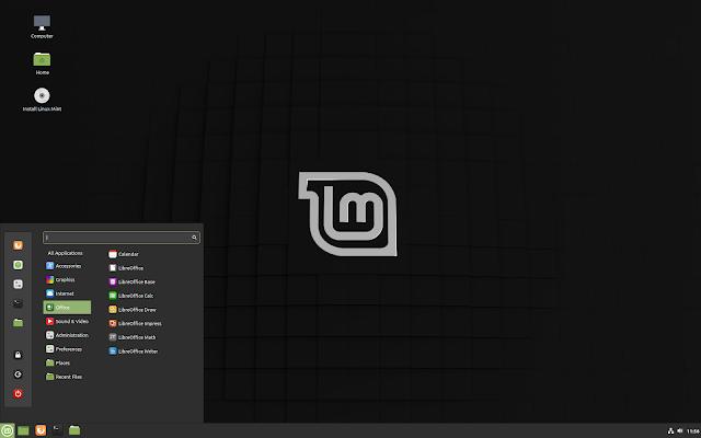 Linux Mint 20 Ulyana (Cinnamon Edition)