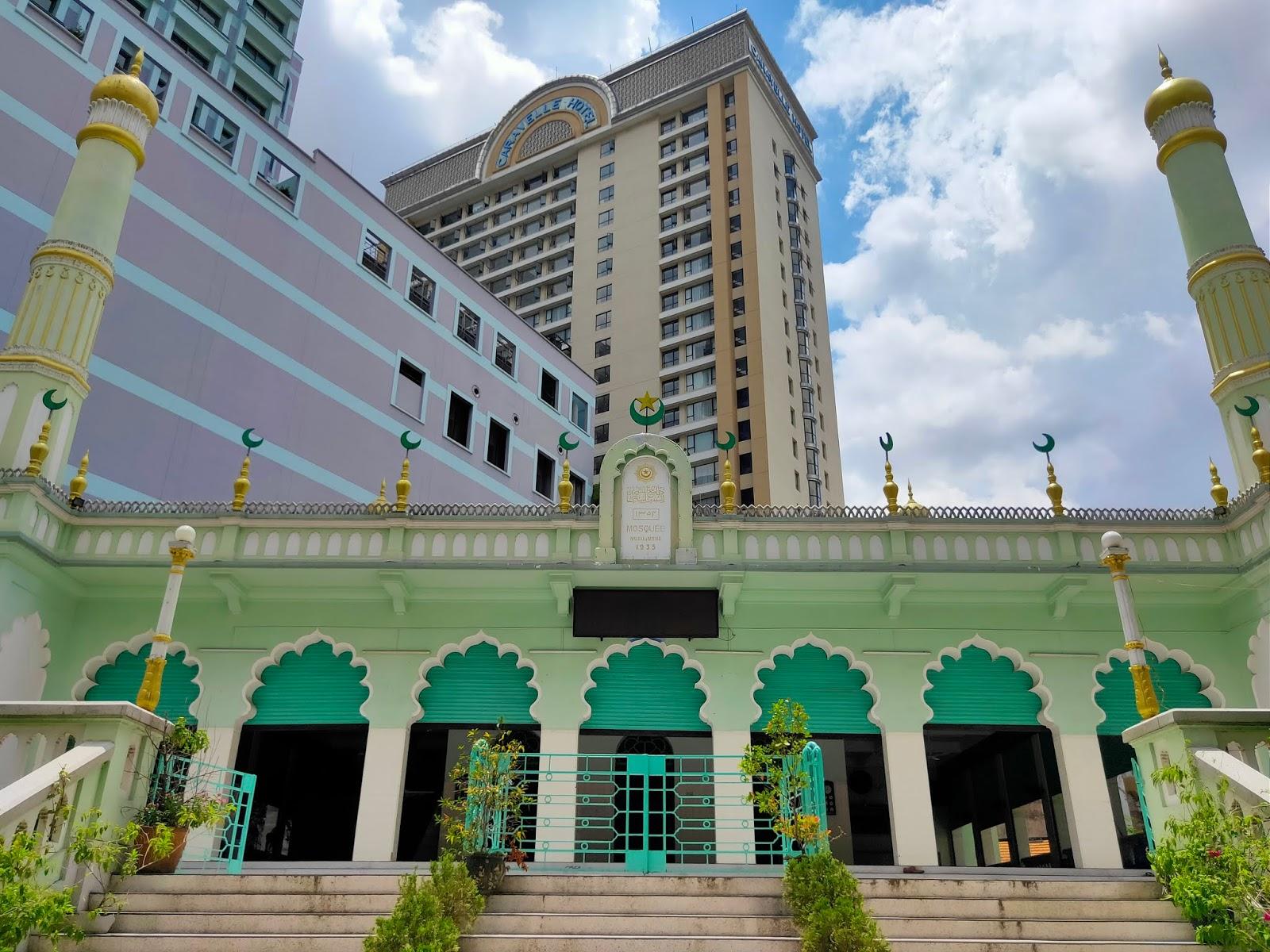 musulman mosque saigon
