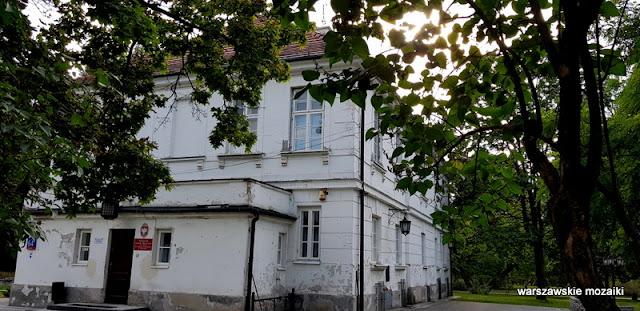 Andrzej Wierzbicki Warszawa Warsaw pałac Grochów park leśnika klasycyzm architektura architecture