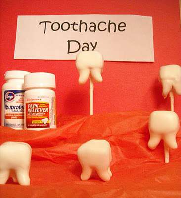 National Toothache Day Wishes Images