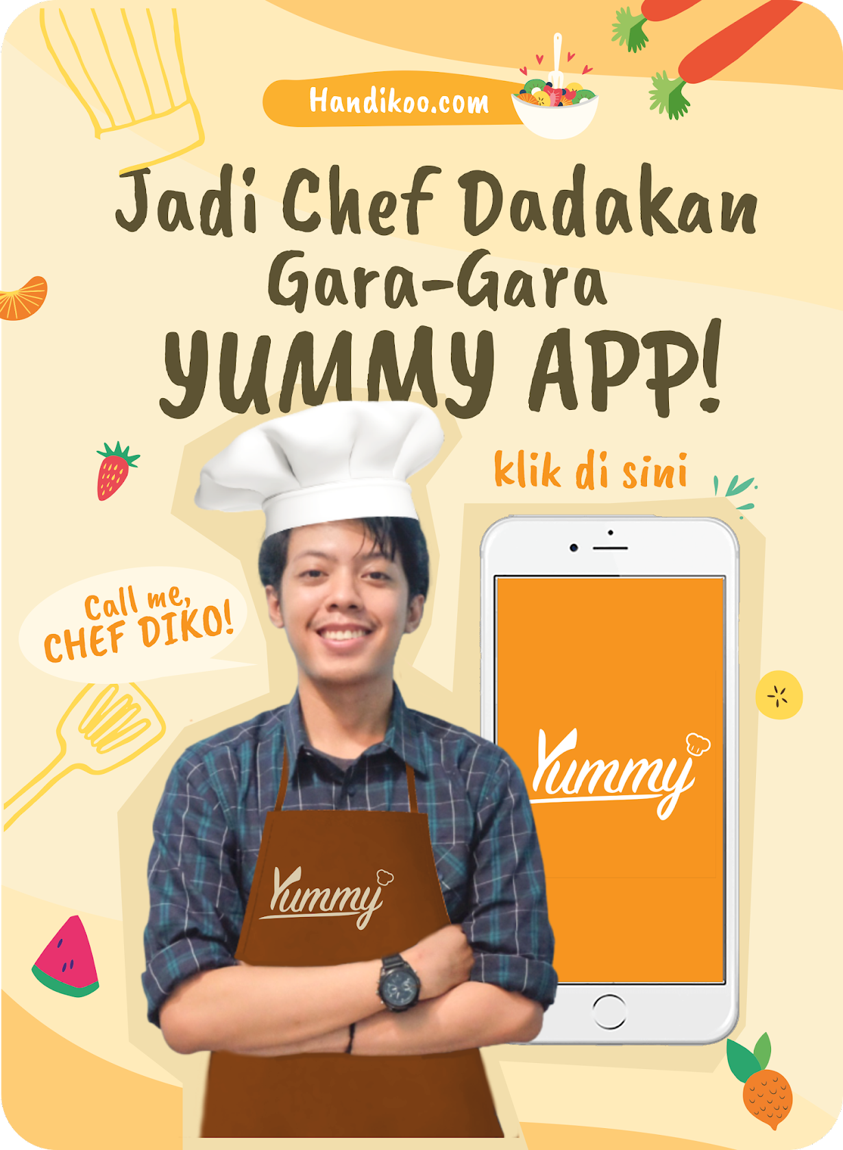 Review Yummy App!