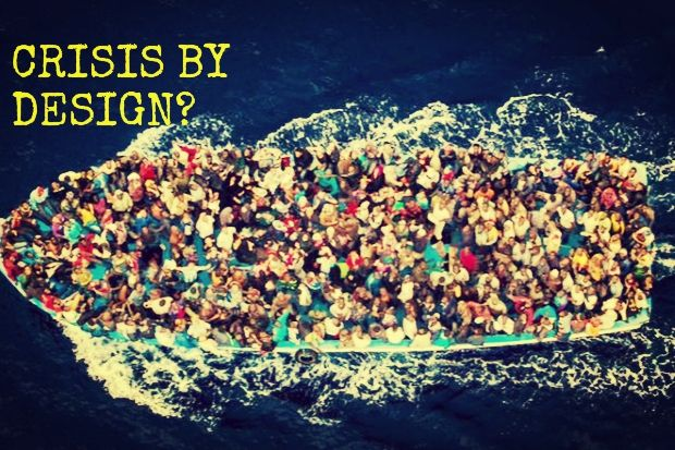 Ποιοι και γιατί προωθούν τα μεταναστευτικά ρεύματα