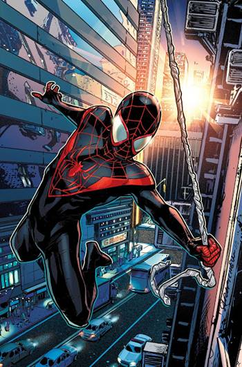 Miles Morales es Spiderman