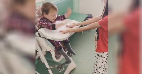 В Санкт-Петербурге поймали медсестру, которая издевалась над малышом-сиротой