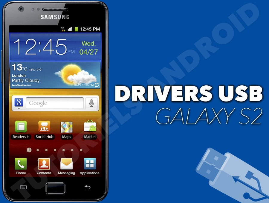 Drivers USB pour GALAXY S2