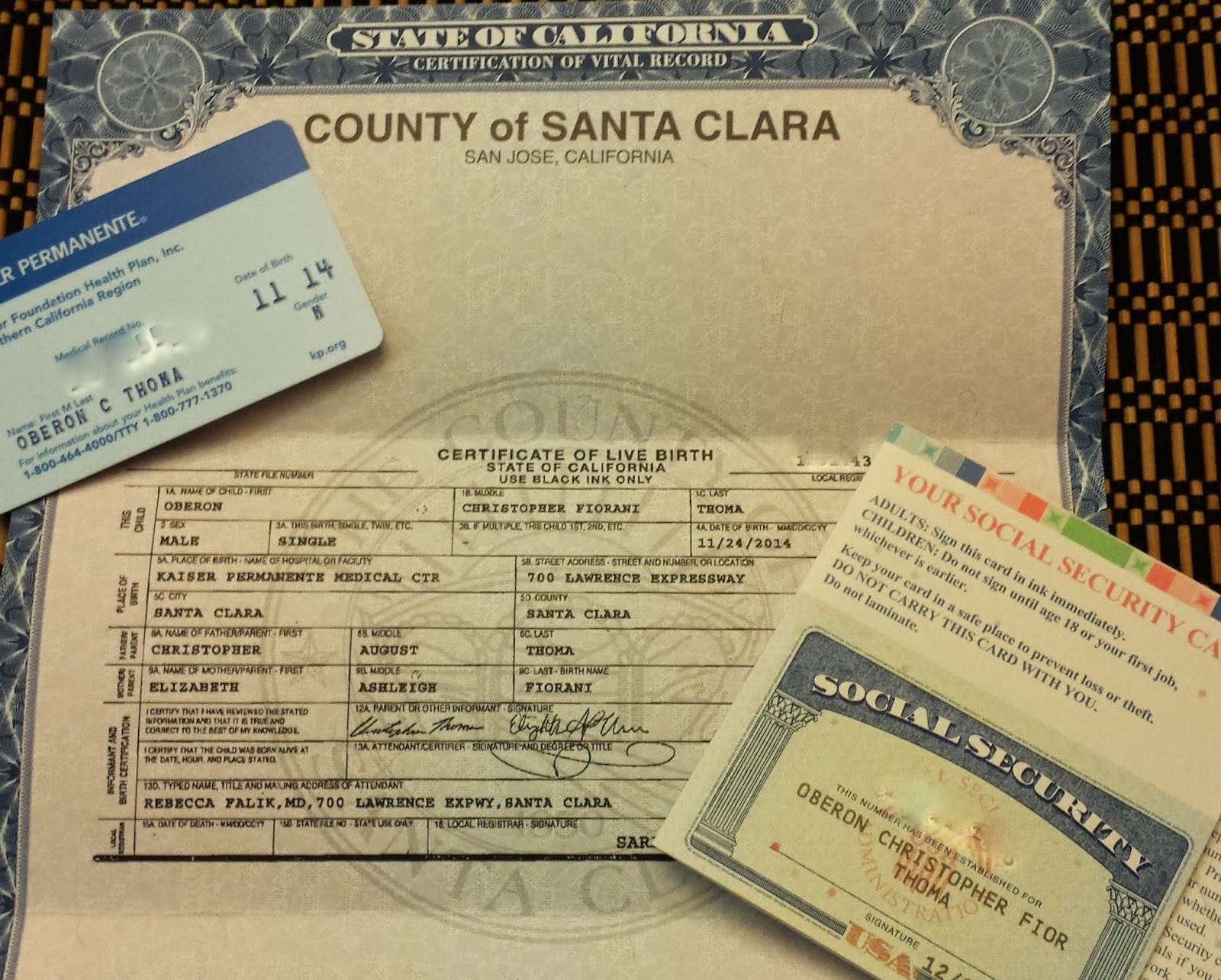 Santa clara county records request