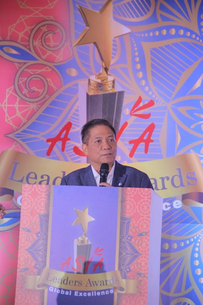 Yupangco Group at ASIA Leaders Awards