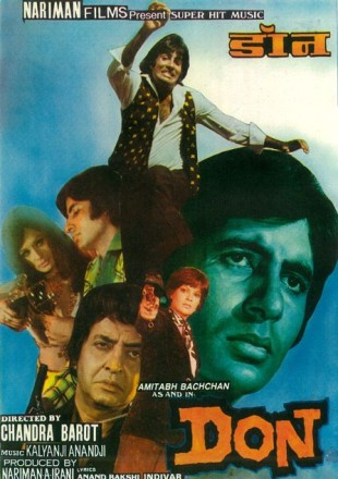 Don 1978 Hindi HDRip 720p