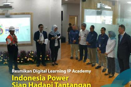 Indonesia Power meresmikan IP Academy berbasis digital