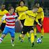 Dortmund empata, se classifica, mas perde a liderança; Schalke perde em Portugal, mas também vai às oitavas
