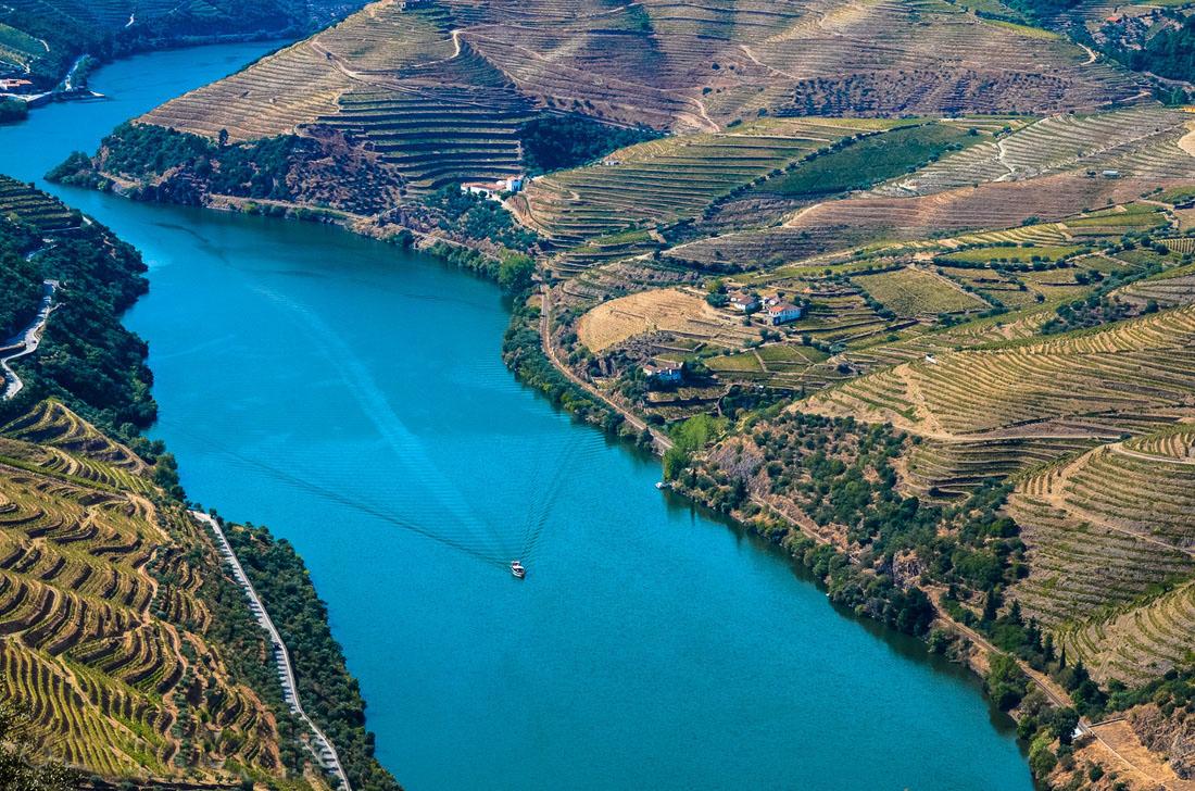 Долина Дору в Португалии