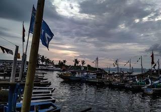 Dermaga Pelabuhan Ratu