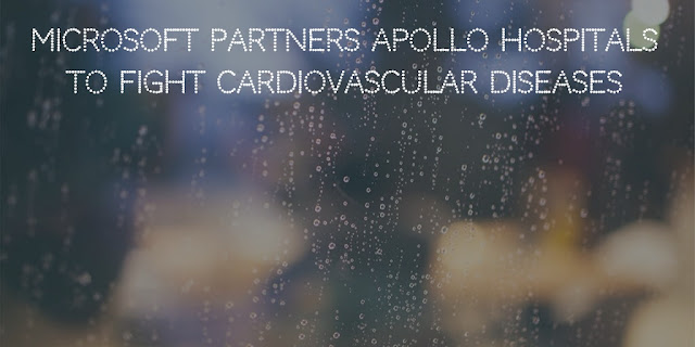 Microsoft partners Apollo Hospitals to fight cardiovascular diseases