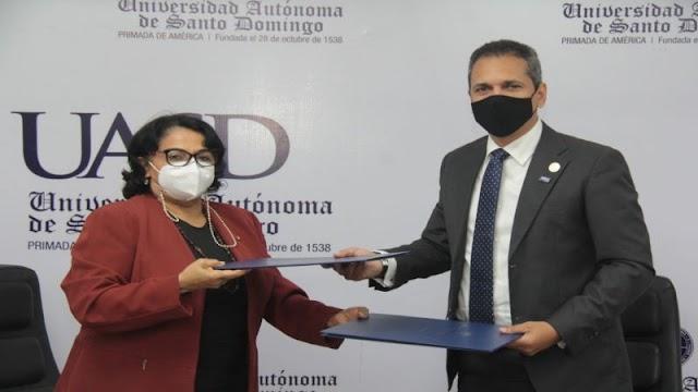 La UASD firma convenio de colaboración con El ITLA