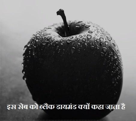 ब्लैक डायमंड सेब