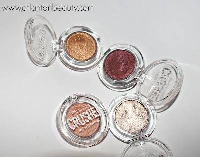 Palladio Beauty Crushed Metallic Eyeshadow