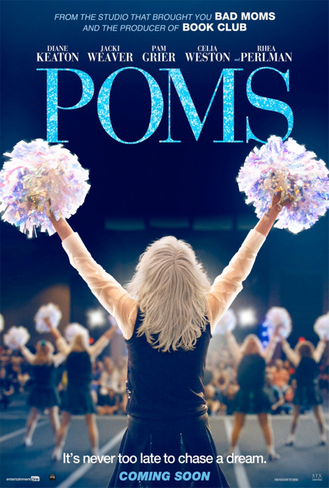 Pom-pom Ladies [HDRip] [Streaming] [Telecharger]