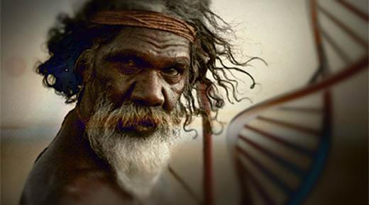 Aborígenes australianos portan el ADN de una especie