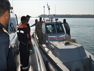 'Sagar Kavach'-- A two-day Joint Coastal Security Exercise Commenced