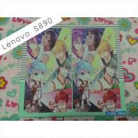 Skin Garskin Lenovo S890 gambar kartun
