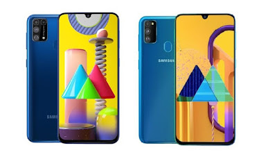 Samsung Galaxy M31 vs Samsung Galaxy M30s