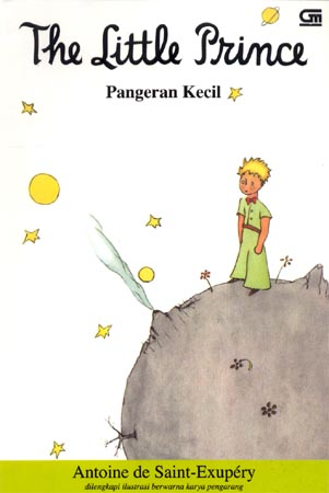 Ebook The Little Prince Bahasa Indonesia