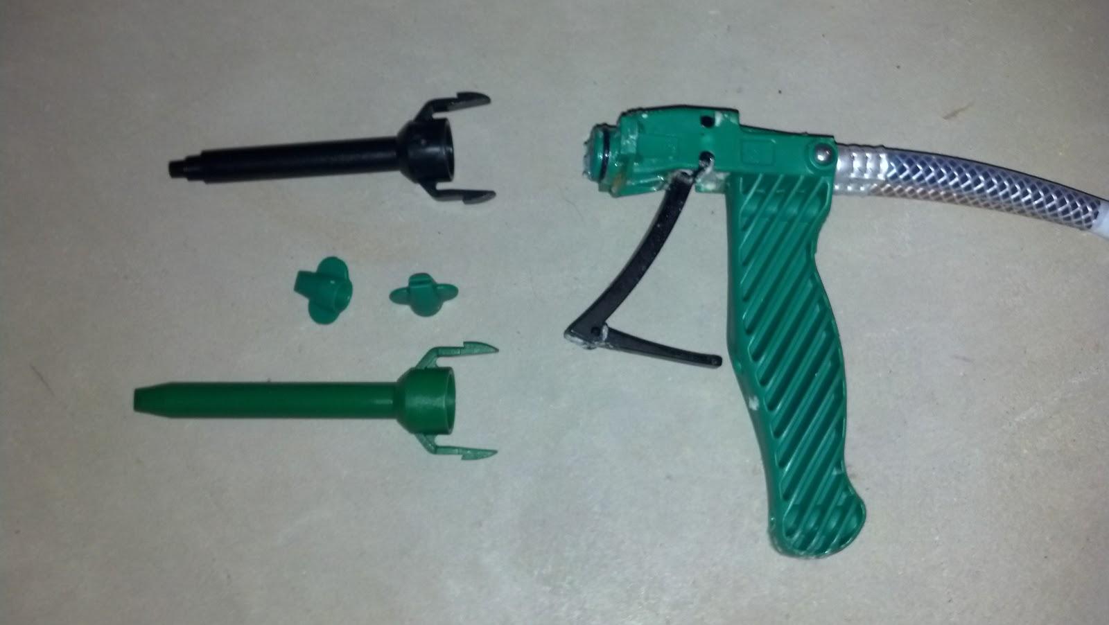 Diy spray foam insulation foam it green review spray gun and removable spray tips solutioingenieria Images
