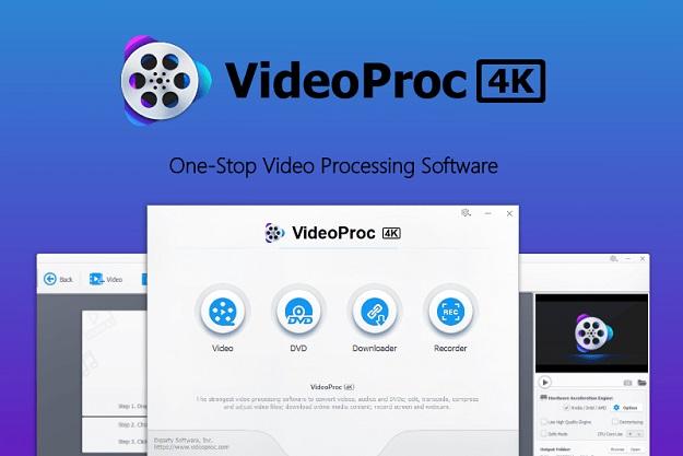 4K videoproc