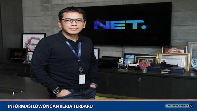 Lowongan Kerja | Internship PT. Netmediatama (NET TV)