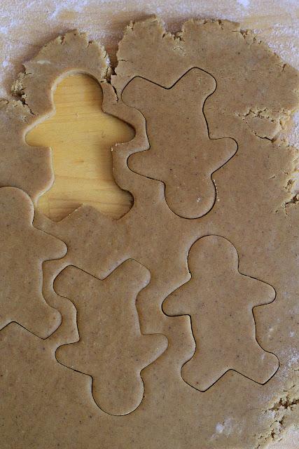 Drunk Gingerbread Men | sweetpeasandsaffron.com