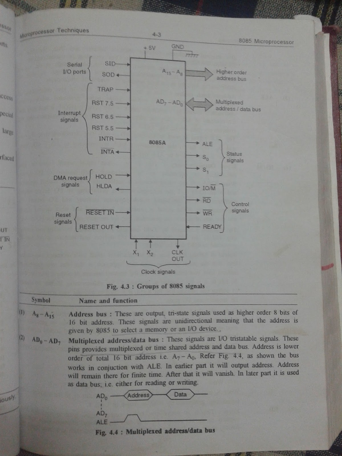 Industrial Electronics 5th Unit Commutation Techniques Education Three Light Control Switch Circuit Free Electronic Circuits 8085