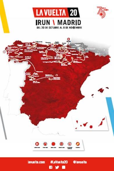 LA VUELTA A ESPAÑA DEFINE LAS NUEVAS ETAPAS