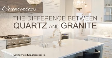 The Difference Between Quartz And Granite Countertops