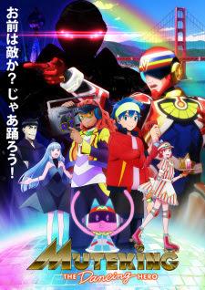 Muteking the Dancing Hero Opening/Ending Mp3 [Complete]