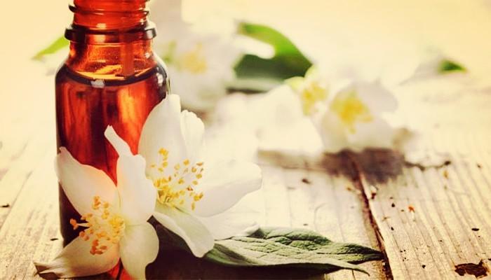Aceite de jazmin para la piel