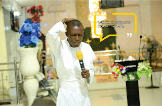 Impartation hour with Prophet Abraham Adebayo (CYF ENCOUNTER 2020)