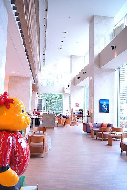DSC01141 - 精銳VIP採訪│台中五星級酒店就在七期日月千禧酒店,氣派舒適,商務人士出差首選