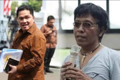 Cie.. Adian Napitupulu Sodorkan Nama-Nama untuk Diusulkan Menjabat Komisaris BUMN, Tapi Ditolak Erick Thohir