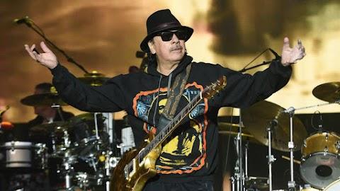 Hivatalos: elmarad Carlos Santana budapesti koncertje